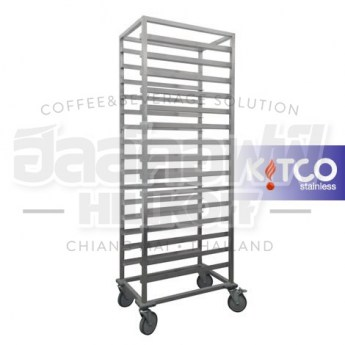 BAKERY RACK TROLLEY